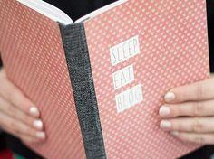 DIY-Anleitung: Notizbuch selbst binden via DaWanda.com