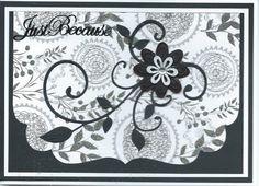 black & white Just Because