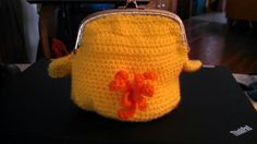 Coin purse that I made.
