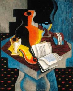 Still Life, 1919 - Jean Metzinger