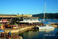 Knysna, South Africa...can I see the old Jetty Tappas in the background...never should have burnt down! Ledgend of a place.
