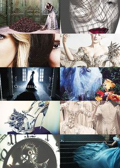Fairy Tales Picspam (inspired by catmonocles 's mythology series) // Cinderella