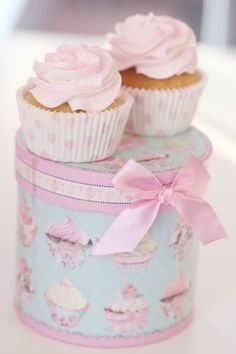 Finding the Perfect Gift box for Cupcakes!!!