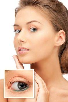 HOW TO APPLY EYELINER: 10 LOOKS FOR BEGINNERS AND PROS -   Beginner: Colored Bottom Liner #eyeliner