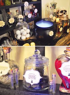 A Magical Harry Potter 31st Birthday Party