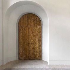 """768 Likes, 34 Comments - Cordelia Fox Design (@cordeliafoxdesign) on Instagram: """"Would love a door like this! Christ & Gantenbein Architects - Swiss National Museum"""""""
