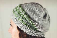 Ravelry: Sprouted Hat pattern by Sara Gresbach