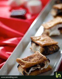 In Snax cinnamon pita crisps s'mores  Photo © Vadim Daniel