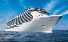 Meyer Werft cuts the first sheet steel of Norwegian Getaway