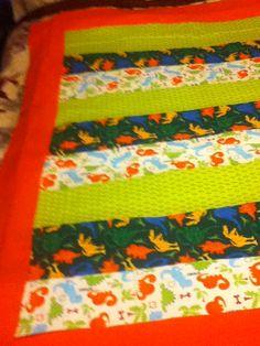 dinosaur quilt Quilts, Blanket, Crochet, Quilt Sets, Ganchillo, Blankets, Log Cabin Quilts, Cover, Crocheting
