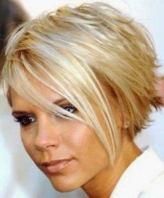 Kapsels kort fijn haar