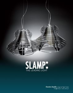 Slamp - ADV 2011 - Faretto Double