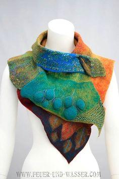 Не просто шарфы: ...надцать креативных идей
