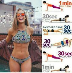 workout abs at home six packs - workout abs at home ; workout abs at home flat stomach ; workout abs at home six packs ; workout abs at home ab exercises ; workout abs at home for men Fitness Workouts, Easy Workouts, Fitness Tips, Body Fitness, Health Fitness, Fitness Women, Fitness Goals, Physical Fitness, Fitness Plan