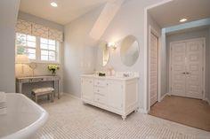 Master Bedroom Suite - traditional - bathroom - philadelphia - by Glenna Stone Interior Architecture + Design
