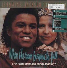 Jermaine Jackson - When The Rain Begins To Fall