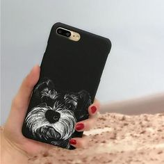 Ranked as one of the most popular dog breeds in the world, the Miniature Schnauzer is a cute little square faced furry coat. It is among the top twenty fav Schnauzer Breed, Miniature Schnauzer Puppies, Mini Schnauzer, Schnauzers, Halloween Miniatures, Silly Dogs, Most Popular Dog Breeds, Purebred Dogs, Losing A Dog