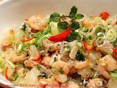 Thai-Pomelo-Salat