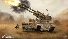 Desert Stinger, Yazan Obeidat