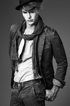 Laurin Krausz for the Victor Cool Fall/Winter 2012 Campaign