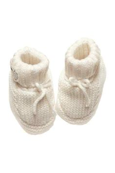 Chaussons en maille
