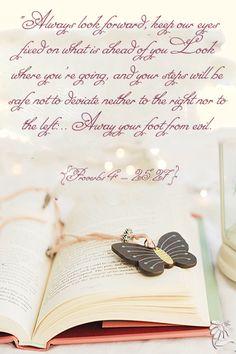 Sananl. 4:25-27