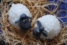 2 x Crazy sheep soap-party favor funny soap gift soap by NerdySoap