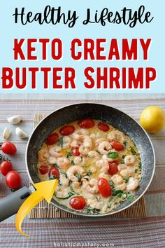 These Healthy Keto Creamy Butter Shrimp Appetizer are so charming, scrumptious, SIMPLE, and enjoyable. I enjoy the Creamy Garlic Butter Tuscan Shrimp with one of the most delicious Garlic Butter Shrimp. This is the most effective Easy Low Carb Garlic Shrimp with Parmesan that you can produce a main dish or split right into separate tiny mugs for stealthily easy yet raised appetizer. These Cheese Grits covered with Garlic Butter Shrimp with Creamy Sauce are all I require when amusing. Healthy Low Carb Dinners, Low Carb Dinner Recipes, Healthy Recipes, Keto Dinner, Lunch Recipes, Keto Diet Book, Diet Menu, Keto Meal Plan, Diet Meal Plans