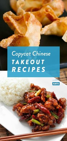 Make your favorite Chinese-takeout dishes at home, from kung pao chicken to fried rice, with these 10 recipes. 10 Better-From-Scratch Chinese-Takeout Favorites - 10 Better-From-Scratch Chinese-Takeout Favorites Chinese Dishes Recipes, Healthy Chinese Recipes, Best Chinese Food, Chinese Chicken Recipes, Healthy Chicken Recipes, Asian Recipes, Best Chinese Dishes, Chinese Chicken Dishes, Oriental Recipes