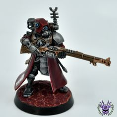 Adeptus Mechanicus: Skitarii Rangers #ChaoticColors #commissionpainting #paintingcommission #painting #miniatures #paintingminiatures #wargaming #Miniaturepainting #Tabletopgames #Wargaming #Scalemodel #Miniatures #art #creative #photooftheday #hobby #paintingwarhammer #Warhammerpainting #warhammer #wh #gamesworkshop #gw #Warhammer40k #Warhammer40000 #Wh40k #40K #Adeptusmechanicus #Mechanicus #Admech #Adeptusmechanicus #Mechanicum #SkitariiRangers Warhammer Models, Warhammer 40k Miniatures, Warhammer 40000, Tabletop Games, Ranger, Trains, Artworks, Craft, Creative