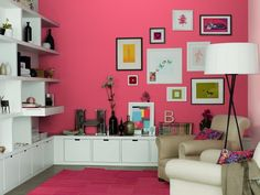 Salon i dekoracyjna ściana. Pomysłowe aranżacje salonu z dekoracyjną ścianą
