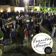 Celebra tu evento en el Cigarral del Ángel, en Toledo, la mejor finca tradicional toledana para celebrar eventos cerca de Madrid. ¡Durante todo el año!