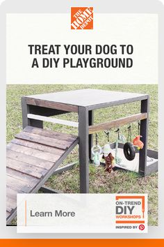 Outdoor Projects, Easy Projects, Pet Station, Dog Playground, Dog Yard, Dog Rooms, Dogs And Puppies, Doggies, Patio