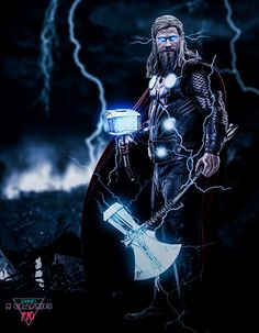 H GraphicsPro: Thor in Avengers End Game