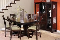 You can design the perfect dining collection for your home (Part Hardwood Furniture, Living Furniture, Bedroom Furniture, Can Design, American Made, Dining Room, Woodworking, Table, Blog