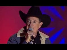 Stephen Colbert Inducted Toby Keith Into the Songwriters Hall of Fame | Whiskey & Randy on Froggy 99.9