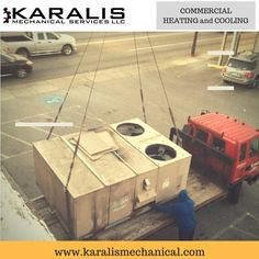 Contact Karalis Mechanical Services LLC  for Commercial air conditioning installation in West Chester, PA. We specialize in Commercial HVAC repair. Call:.610.886.5000.
