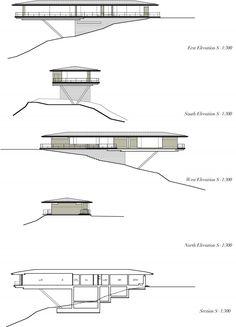 Mountain, Studio, Architects, Design