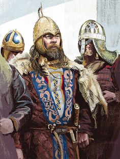 Eastern Vikings - Rebecca Wright