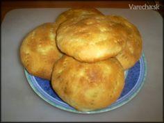 Pagáčiky plnené zemiakovou kašou (fotorecept) - Recept