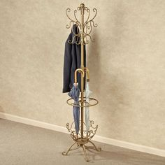 Gianna Coat and Hat Rack Stand