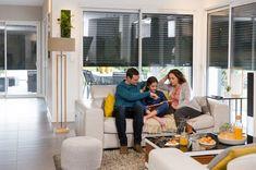Cu rulouri exterioare automatizate ai protecție termică și confort la interior | Adela Pârvu - Interior design blogger