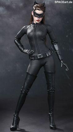 Batman - The Dark Knight Rises: Catwoman - Deluxe Figur, Fertig-Modell ... http://spaceart.de/produkte/bm013.php