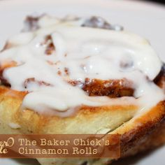 cinnamon rolls #sweets #breakfast
