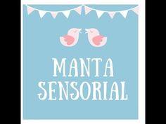 Manta sensorial para bebés. - YouTube