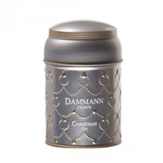 Christmas Tea blanc, boîte 50 g  Dammann Frères
