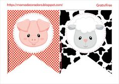 Farm Animal Birthday, Farm Birthday, Farm Party Invitations, Classroom Banner, Farm Kids, Farm Theme, Birthday Party Decorations, Farm Decorations, Kids Rugs