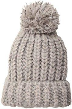 3232f61a93613a Genie by Eugenia Kim Women's Dani Knit Beanie, Light Gray... https: