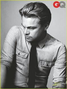 leonardo dicaprio | Leonardo DiCaprio na GQ » Coadjuvante