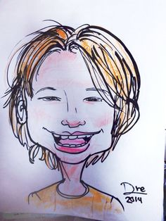 Caricature Creators are talented caricature artists in Toronto and GTA that specializing in creating custom caricatures for weddings & parites. Caricature Artist, Caricature Drawing, Caricatures, The Creator, Japan, Portrait, Drawings, Cards, Wedding